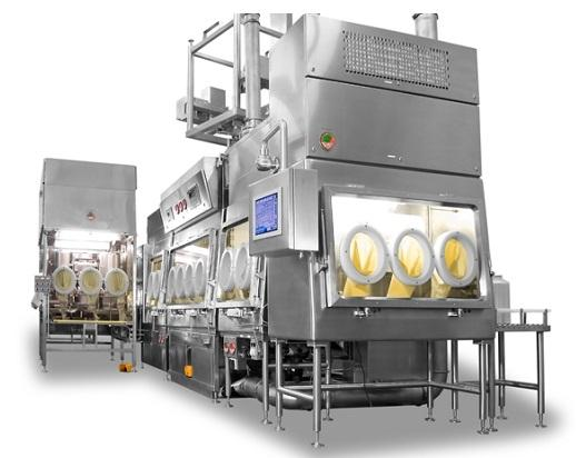 PPS a/s freeze dryer containment solution from Telstar
