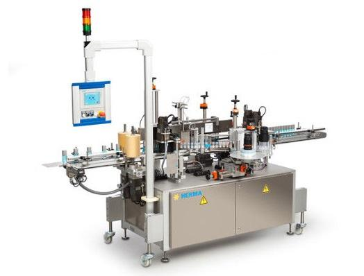 PPS a/s labeling equipment from Herma - side labeling machine