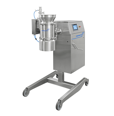 PPS a/s milling and sieving equipment from Frewitt - ConiWitt conical mill