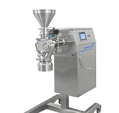 PPS a/s milling and sieving equipment from Frewitt - HammerWitt hammer mill