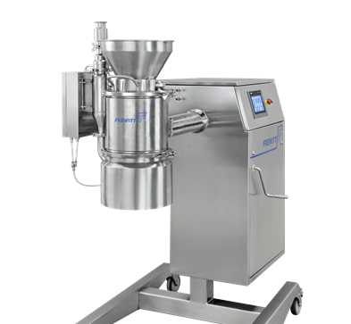 PPS a/s milling and sieving equipment from Frewitt - TurboWitt rotating sieve