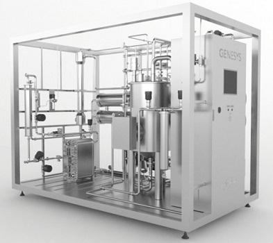 PPS a/s purified water PW systems from Telstar with reverse osmosis RO