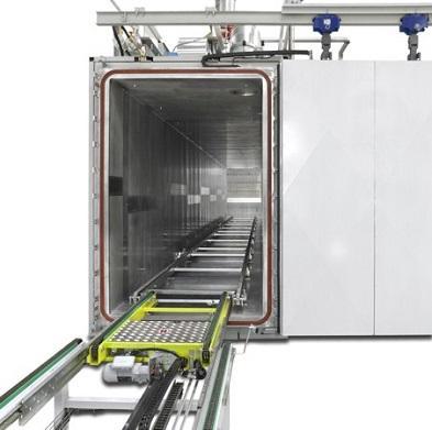 PPS a/s ethylene oxide (EtO) sterilization equipment from Telstar