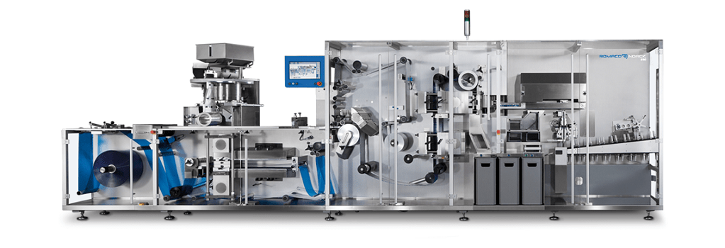 PPS A/S packaging solutions Romaco