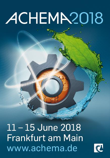 ACHEMA 2018 logo