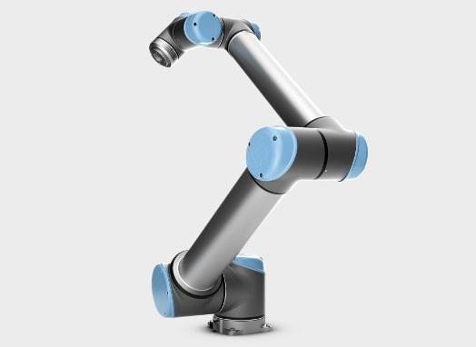 PPS A/S automation and robot solutions - collaborative robots from Universal Robots