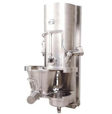 PPS a/s fluid bed equipment from Diosna - fluid bed dryer