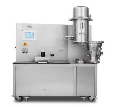 PPS a/s fluid bed equipment from Diosna - fluid bed midilab
