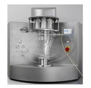 PPS A/S fluid bed equipment from Diosna - fluid bed minilab