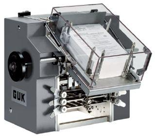 PPS a/s folding and feeding equipment from GUK