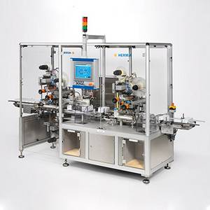 PPS A/S labeling equipment from Herma - tamper-evident labeling solutions