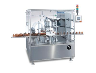 PPS A/S liquid filling solutions from Romaco Macofar