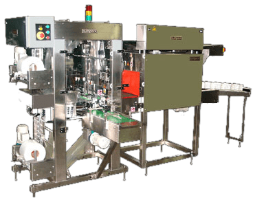 PPS a/s packing and end-of-line equipment from Autopack - shrink wrapper