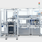 PPS a/s packing and end-of-line equipment from Romaco Promatic - horizontal case packer