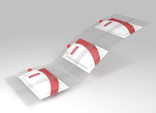 PPS a/s pouch and sachet packing solutions - horizontal pouch packing from Volpak