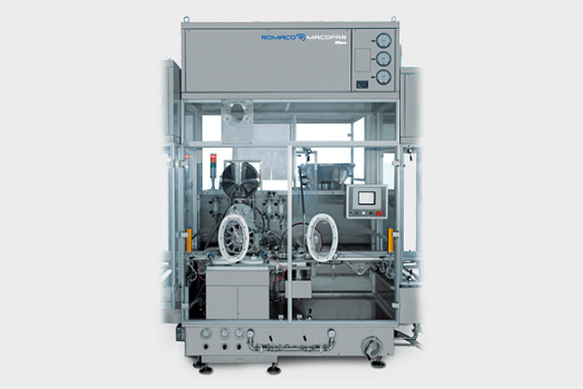 PPS A/S aseptic powder filling solutions from Romaco Macofar