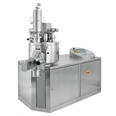 PPS a/s powder mixing equipment from Diosna - high shear mixer lab scale