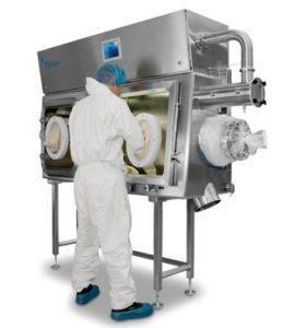 PPS A/S isolators built with containment transfer system from Telstar