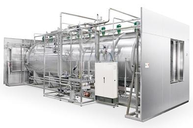 PPS A/S moist heat sterilization equipment from Telstar