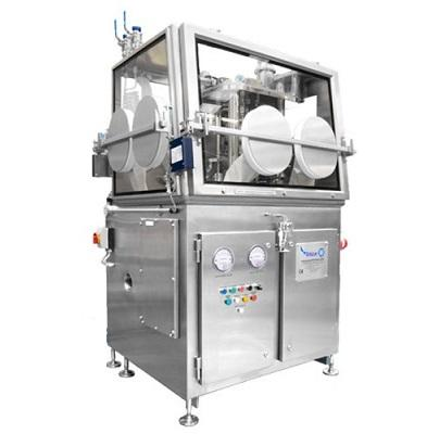 PPS A/S tablet press equipment from Riva - tablet press containment solution