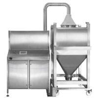 PPS A/S washing and cleaning systems from Müller and Romaco Macofar - GMP CIP system for containers and drums
