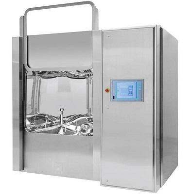 PPS A/S washing and cleaning systems from Müller and Romaco Macofar - GMP washer for small parts