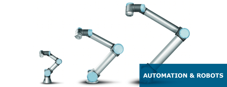 PPS A/S automation and robot solutions from Universal Robots